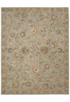 Capel Rugs Creative Concepts Cane Wicker - Bamboo Rattan (706) Octagon 10' x 10' Area Rug