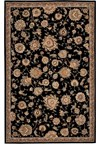 Capel Rugs Creative Concepts Cane Wicker - Canvas Rust (837) Octagon 10' x 10' Area Rug