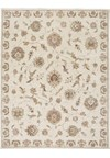 Capel Rugs Creative Concepts Cane Wicker - Cayo Vista Graphic (315) Octagon 12' x 12' Area Rug