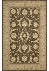 Capel Rugs Creative Concepts Cane Wicker - Bahamian Breeze Ocean (420) Octagon 12' x 12' Area Rug