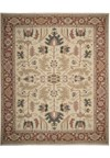 Capel Rugs Creative Concepts Cane Wicker - Canvas Wheat (167) Runner 2' 6