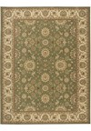 Capel Rugs Creative Concepts Cane Wicker - Cayo Vista Sand (710) Runner 2' 6