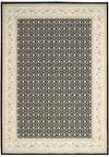 Capel Rugs Creative Concepts Cane Wicker - Vierra Brick (530) Rectangle 3' x 5' Area Rug