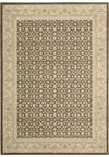 Capel Rugs Creative Concepts Cane Wicker - Canvas Sand (712) Rectangle 3' x 5' Area Rug