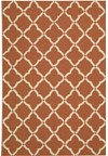 Capel Rugs Creative Concepts Cane Wicker - Canvas Wheat (167) Rectangle 4' x 4' Area Rug