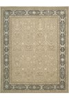 Capel Rugs Creative Concepts Cane Wicker - Canvas Linen (175) Rectangle 4' x 6' Area Rug
