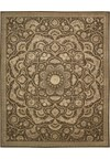 Capel Rugs Creative Concepts Cane Wicker - Kalani Samba (224) Rectangle 4' x 6' Area Rug