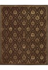 Capel Rugs Creative Concepts Cane Wicker - Fife Plum (470) Rectangle 4' x 6' Area Rug