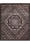 Capel Rugs Creative Concepts Cane Wicker - Bamboo Rattan (706) Rectangle 4' x 6' Area Rug