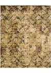 Capel Rugs Creative Concepts Cane Wicker - Canvas Persimmon (847) Rectangle 4' x 6' Area Rug