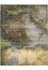 Capel Rugs Creative Concepts Cane Wicker - Canvas Royal Navy (467) Rectangle 5' x 8' Area Rug