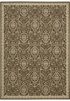 Capel Rugs Creative Concepts Cane Wicker - Java Journey Chestnut (750) Rectangle 5' x 8' Area Rug