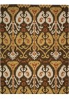 Capel Rugs Creative Concepts Cane Wicker - Brannon Whisper (422) Rectangle 6' x 6' Area Rug