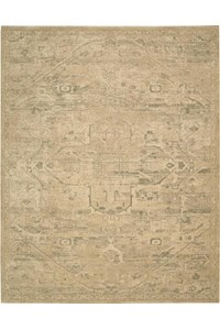 Capel Rugs Creative Concepts Cane Wicker - Shoreham Kiwi (220) Rectangle 7' x 9' Area Rug