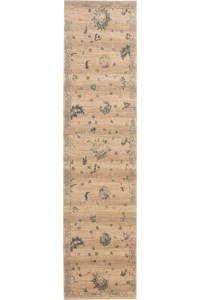 Capel Rugs Creative Concepts Cane Wicker - Brannon Whisper (422) Rectangle 7' x 9' Area Rug