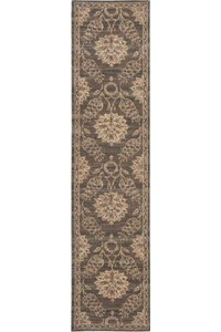 Capel Rugs Creative Concepts Cane Wicker - Canvas Paprika (517) Rectangle 7' x 9' Area Rug