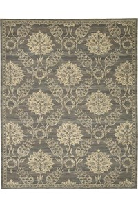 Capel Rugs Creative Concepts Cane Wicker - Vierra Brick (530) Rectangle 7' x 9' Area Rug