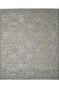 Capel Rugs Creative Concepts Cane Wicker - Dupione Henna (585) Rectangle 7' x 9' Area Rug
