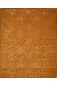 Capel Rugs Creative Concepts Cane Wicker - Cayo Vista Sand (710) Rectangle 7' x 9' Area Rug