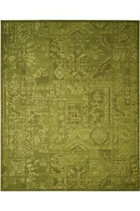 Capel Rugs Creative Concepts Cane Wicker - Arden Chocolate (746) Rectangle 7' x 9' Area Rug