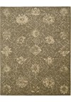Capel Rugs Creative Concepts Cane Wicker - Canvas Royal Navy (467) Rectangle 8' x 10' Area Rug