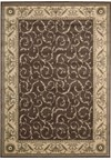 Capel Rugs Creative Concepts Cane Wicker - Kalani Coconut (615) Rectangle 10' x 10' Area Rug