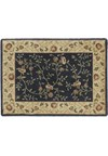 Capel Rugs Creative Concepts Cane Wicker - Vierra Brick (530) Rectangle 10' x 14' Area Rug