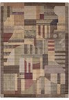 Capel Rugs Creative Concepts Cane Wicker - Shoreham Kiwi (220) Rectangle 12' x 12' Area Rug