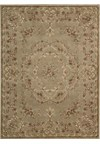 Capel Rugs Creative Concepts Cane Wicker - Java Journey Indigo (460) Rectangle 12' x 12' Area Rug