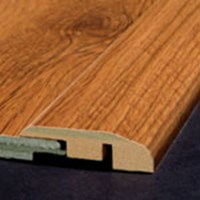 "Armstrong Premium Lustre:  Multi-Purpose Reducer Forest Brown Maple - 72"" Long"