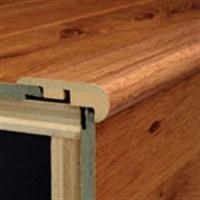 "Armstrong Coastal Living: Overlap Stair Nose Weathered - 94"" Long"