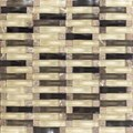 "Daltile Intertwine: Surge 5/8"" x 2"" Glass Mosaic Tile F180-12BLENDMS1P"