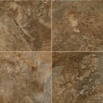 Armstrong Alterna Allegheny Slate: Bronze Age Luxury Vinyl Tile D7331