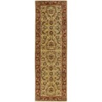 "Surya Ancient Treasures Biscotti (A-111) Rectangle 2'6"" x 8'0"""