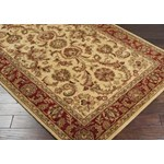 "Surya Ancient Treasures Biscotti (A-111) Rectangle 3'3"" x 5'3"""