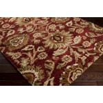 "Surya Alfredo Maroon (AFR-3315) Rectangle 7'10"" x 9'10"""
