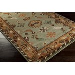 "Surya Anastacia Pale Green (ANA-8410) Rectangle 8'0"" x 11'0"""