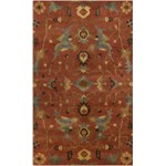"Surya Anastacia Burnt Sienna (ANA-8411) Rectangle 5'0"" x 8'0"""