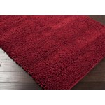 "Surya Aros Maroon (AROS-1) Rectangle 2'0"" x 3'0"""
