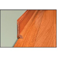 "Mohawk Aria: Quarter Round Spice Cherry - 84"" Long"