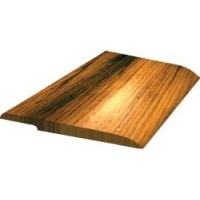 "From The Forest Oak Street: Reducer Natural Red Oak - 78"" Long"