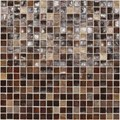 "Daltile City Lights Glass Mosaic 12"" x 12"" : Bangkok CL611212MS1P"