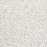 "Daltile Colour Scheme: Arctic White Speckle 6"" x 6"" Porcelain Tile B926661P"