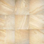 "Daltile Ayers Rock: Solar Summit 6 1/2"" x 6 1/2"" Glazed Porcelain Tile AY01-65651P"