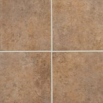 "Mannington Symphony: Old Brass 18"" x 18"" Porcelain Tile SY1T18"