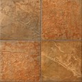 "Mannington Serengeti Slate: Safari Sunset 12"" x 12"" Porcelain Tile SS1T12"