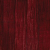 "Indusparquet Engineered Hand-Scraped: Brazilian Cherry Rouge/Red 1/2"" x 5"" Engineered Hardwood IPPFHSENGBC5"
