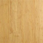 "ECOfusion Strandwoven Solid Lock Bamboo: Natural 1/2"" x 4 1/2"" Solid Bamboo CSWSN11512"