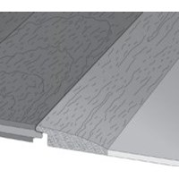 "Tarkett Transcend Collection: Reducer Long Pine Silver Cloud Luxury Vinyl Tile TR-LP - 94"" Long"