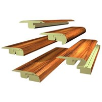 "Columbia Traditional Clic: Instaform Oregon Walnut Fog - 84"" Long"